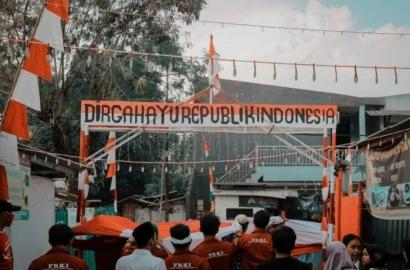 Semarak Kemerdekaan di Tengah Pandemi dari Tangerang
