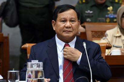 Jika Prabowo Jadi Mentan, Kabar Buruk bagi Lawan Politik?