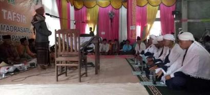 Surau dan Tuanku ala Madrasatul 'Ulum Lubuak Pandan