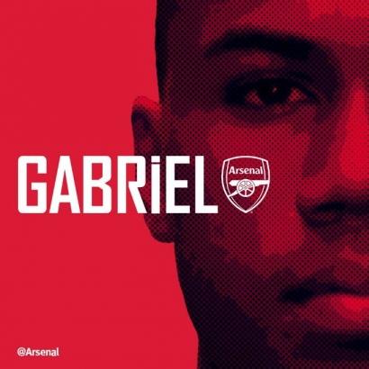 Gabriel Magalhaes ke Arsenal untuk Menjadi Pawang Messi?
