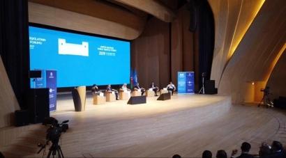 Jalan-jalan ke Azerbaijan - Georgia - Qatar (6): Saat Menghadiri United Nations Public Service 2019