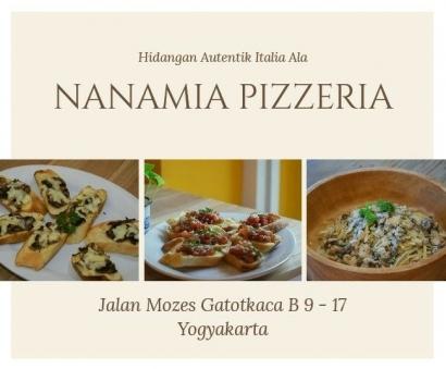 13 Tahun Nanamia Pizzeria Jogja, Hadirkan Kenikmatan Hidangan Khas Italia