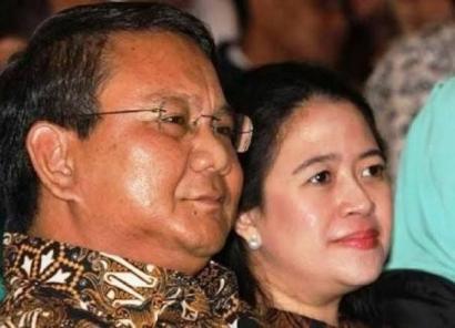 """PDIP Dicibir Publik, Prabowo """"Loncat Pagar""""?"""