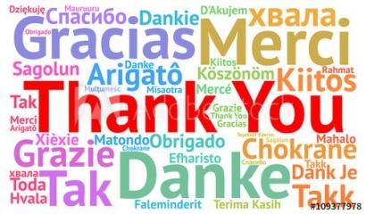 """Terima Kasih"", Apakah Penjual atau Pembeli yang Mengucapkannya Terlebih Dahulu?"