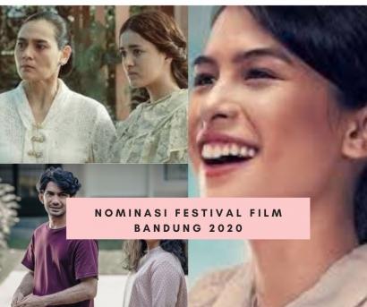 """Bumi Manusia"" dan ""Habibie Ainun 3"" Borong Nominasi Festival Film Bandung 2020"
