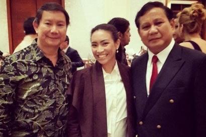 Rahayu Saraswati: Calon Ketua Umum dan Penerus Prabowo Subianto di Gerindra?