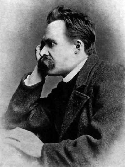 Nietzsche, Filosof Godam