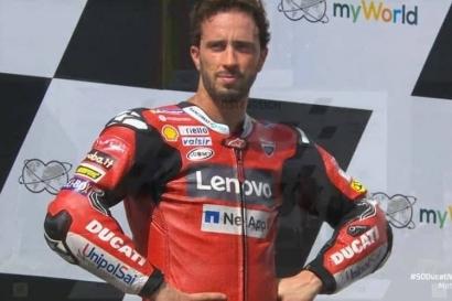 Dovi Tetap Pimpin MotoGP 2020