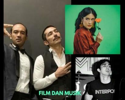 Para Bintang Film yang Juga Bermusik (3) - Dian Sastro Dkk