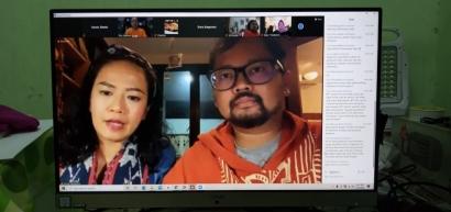 Andra dan Grace, Menunjukkan Kecintaannya Pada Indonesia Melalui Film Pendek