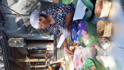 Nasi Ponggol Saroh