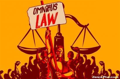 Siasat Menangkis UU Cipta Kerja - Omnibus Law (2)