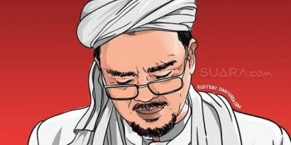 Habib Rizieq dan Intelijen Hitam