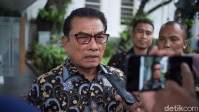 Ditegur Presiden Jokowi akibat Komunikasi Publik Sangat Jelek, Bagaimana Reaksi Para Menteri?
