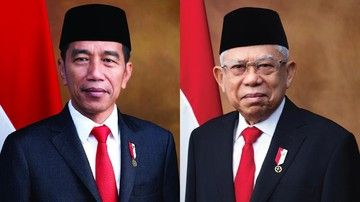 """Setahun Jokowi Ma'ruf; Rindu Rujuknya """"Cebong"""" dan """"Kadrun"""""""
