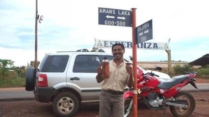 Mengenal Pastor Amans Laka Asal NTT yang Namanya Dijadikan Nama Jalan di Argentina