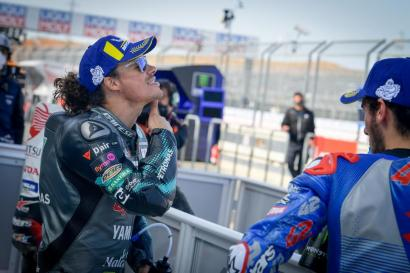 Morbidelli Juara MotoGP Teruel Spanyol dan Dua Rider Suzuki Naik Podium Lagi