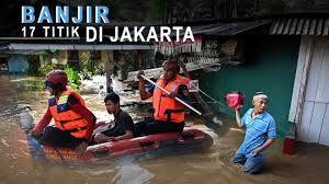 Episode Banjir Jakarta