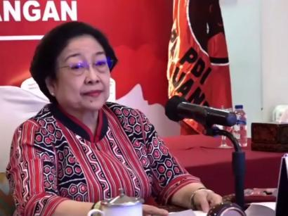 "Gawat, Pernyataan Megawati Soal ""Sumbangsih Milenial"", Bisa Bikin Megatrust"