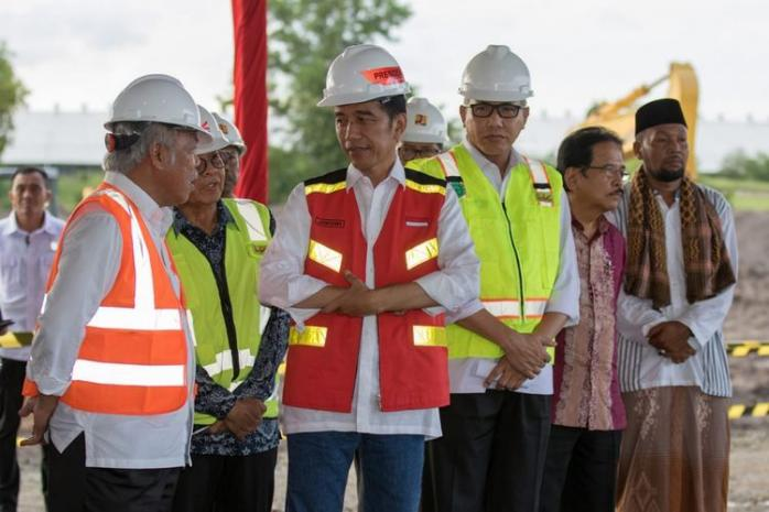 Setahun Jokowi dan Visi Besar Membangun Indonesia