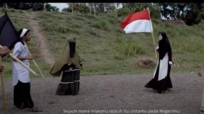 "Film ""My Flag"" dan Pelacur di Arab yang Memakai Cadar"