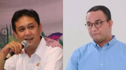 "Denny Siregar ""Kuliti"" Anies Baswedan (Lagi)"