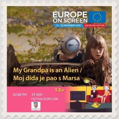 Europe on Screen Ke-20 Segera Hadir, Ada 41 Film Siap Dinikmati