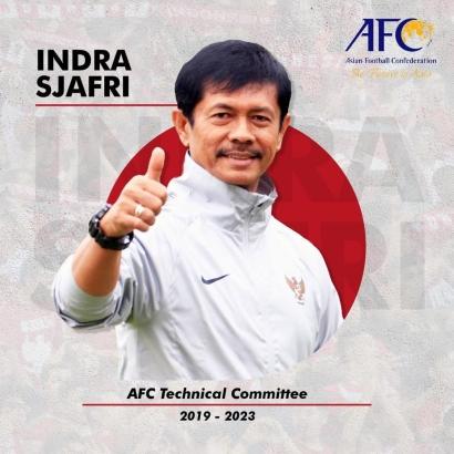 Indra Sjafri Akhirnya Tercatat dalam Sejarah AFC