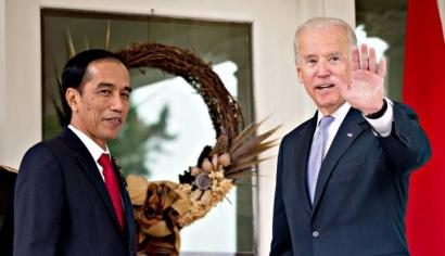Manfaat Kemenangan Biden bagi Indonesia