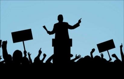 Tergelitik Corat-coret Politik Negeri nan Kaya