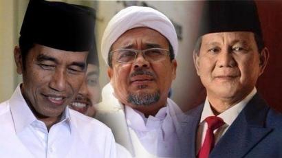 "Siasat Jokowi ""Rontokkan"" HRS dan bila Prabowo Masih Oposisi"