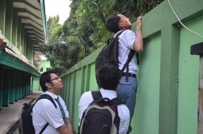 "Di Mana Saja Lokasi buat ""Cabut"" di SMAN 3 Padang? (Part 1)"