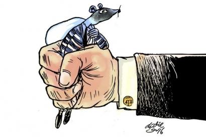 Korupsi dan Perangkap Kekuasaan