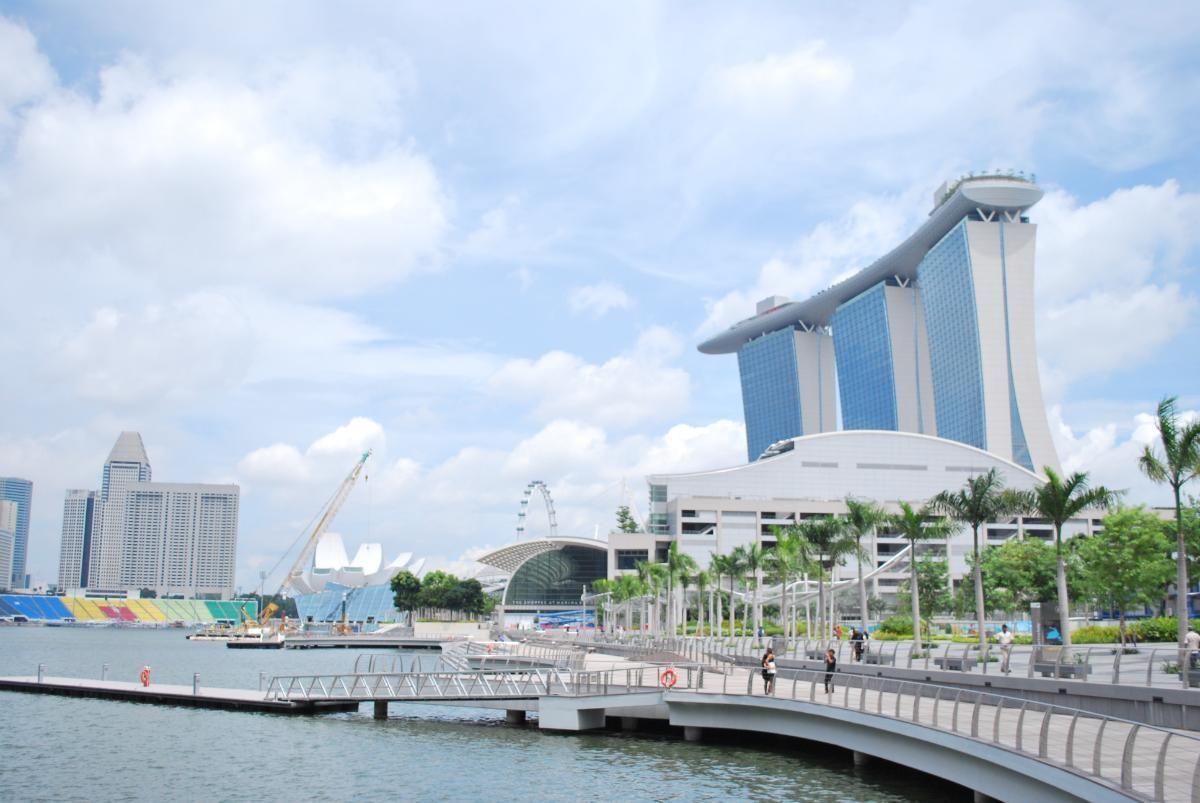 Tak Hanya bagi Shopaholic, Singapura Juga Surga bagi Biophilic