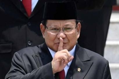 "Lima Jendral TNI AD Nyapres, Prabowo Bisa ""KO"" Lawannya"