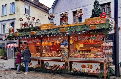 Weihnachtsmarkt, Pasar Natal Tradisi Jerman Penghias Desember