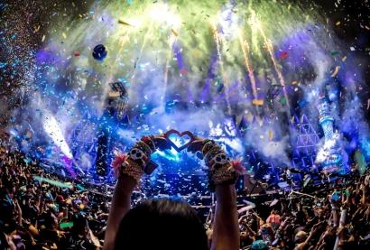 Musik EDM Bikin Relaks dan Melamun pada Malam Tahun Baru