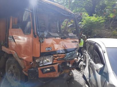 Dipenghujung Liburan Vs Kecelakaan (Part 1)