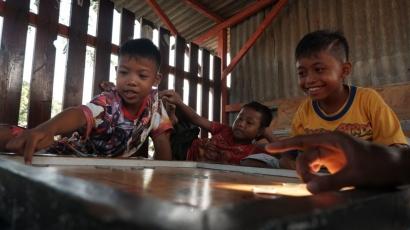 Berbagi Kebahagiaan di Tengah Pandemi Covid-19 dengan Semangat Memahami Orang Lain