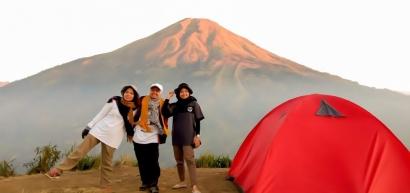 Gunung Si Kendil, Jalan Pintas Menikmati Keindahan Gunung Sindoro