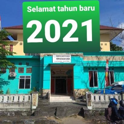 Tuan 2021, Perbaiki Perpustakaan Kami