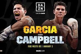 Analisis Pratanding Ryan Garcia vs Luke Campbell, Garcia Jangan Pandang Enteng!