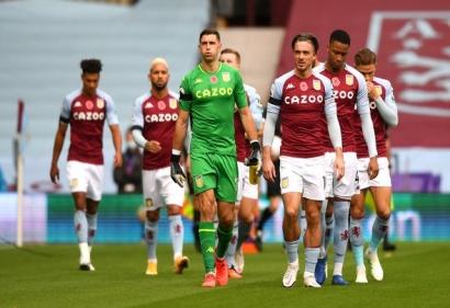 Aston Villa dan Para Bintangnya Musim ini