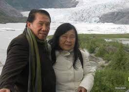 Pak Tjipta dan Ibu Rose, Jauh di Mata Tapi Dekat di Hati Aku