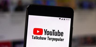 Lima Kanal YouTube Talkshow Paling Populer