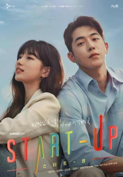 """""""Start-Up"""", Drama Korea yang Bikin Ingin Punya Perusahaan Rintisan dengan Cinta"""