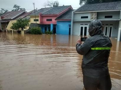 Musim Hujan Saat Tepat Pilih Rumah Bebas Banjir