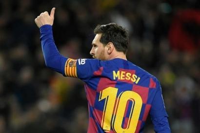 Entertainer 2021: Lionel Messi dan Dramanya di Barcelona