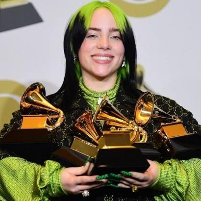 Akankah Billie Eilish Kembali Menjadi Portmanteau Bagi Grammy dan 2021?