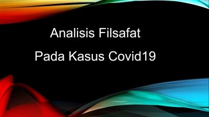 Kasus Covid-19 dan Analisis Filsafat